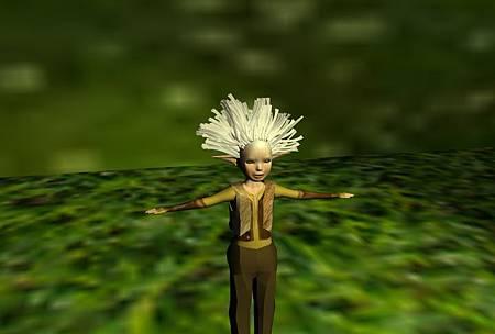 3D MAYA期末-英雄人物-亞瑟