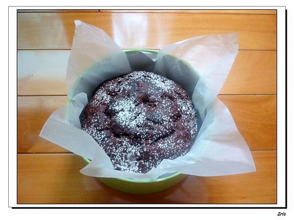 來幸的生日蛋糕 (布朗尼)2.jpg