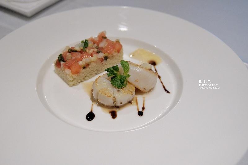 台中-森隄Santé-西餐-法菜-法餐-向上北路149號-田螺-油封鴨腿 (16)