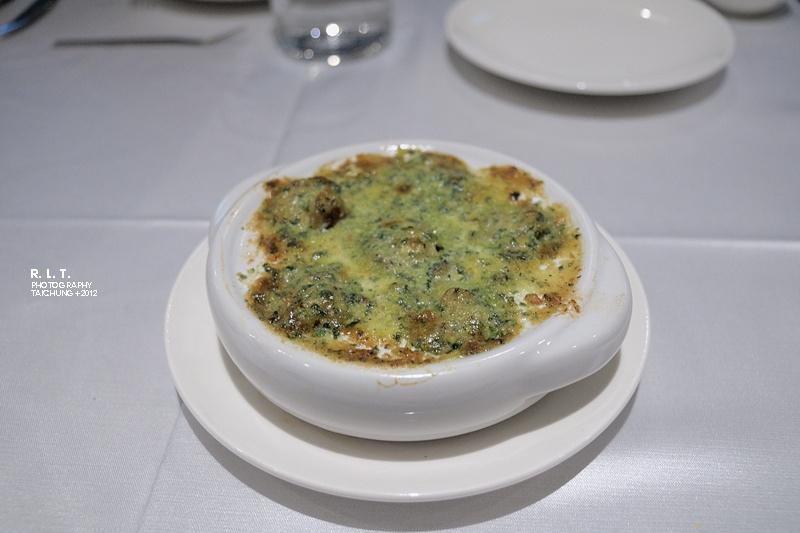台中-森隄Santé-西餐-法菜-法餐-向上北路149號-田螺-油封鴨腿 (17)