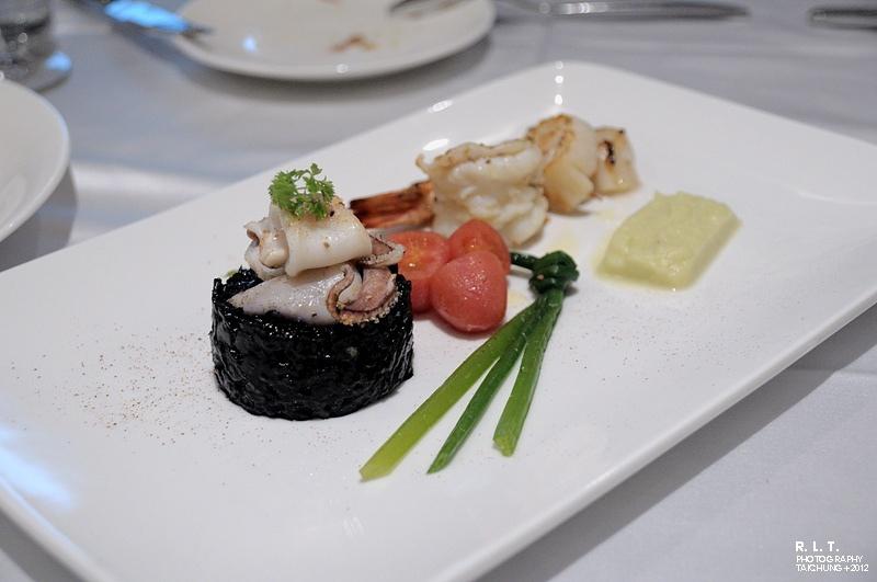台中-森隄Santé-西餐-法菜-法餐-向上北路149號-田螺-油封鴨腿 (33)