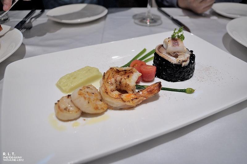 台中-森隄Santé-西餐-法菜-法餐-向上北路149號-田螺-油封鴨腿 (34)