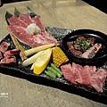 台中-老乾杯-澳洲A9和牛燒肉-文心路-2013 (6)