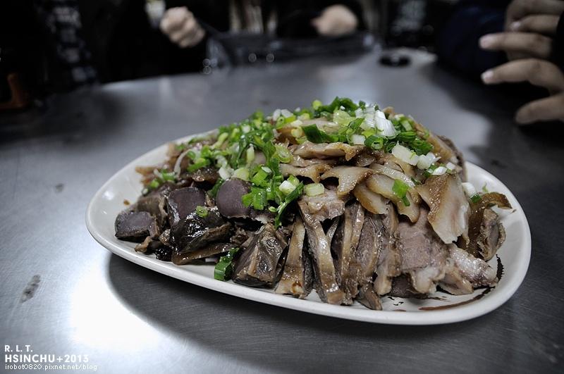 新竹-李復興麵館-大滷麵-炒麵 (2)