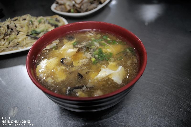 新竹-李復興麵館-大滷麵-炒麵 (3)