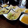 台北-Ed's diner 碳烤牛胸肉-豬肋排-手撕豬肉漢堡-黑眼豆豆-馬鈴薯-內湖-樂群路 (2)