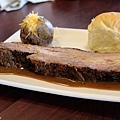 台北-Ed's diner 碳烤牛胸肉-豬肋排-手撕豬肉漢堡-黑眼豆豆-馬鈴薯-內湖-樂群路 (9)