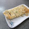 台中-有力早點-酥皮蛋餅-蔥酥餅-豆花 (2)