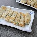 台中-有力早點-酥皮蛋餅-蔥酥餅-豆花 (4)