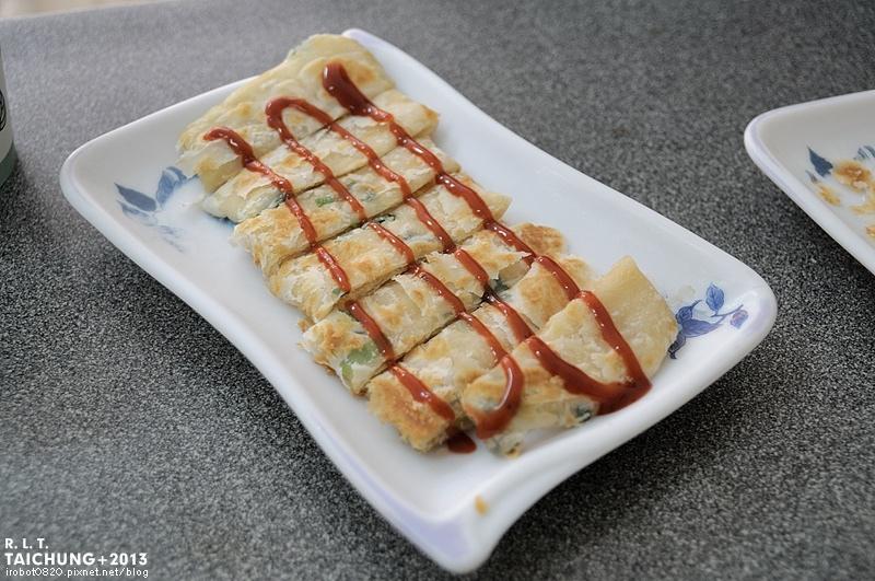 台中-有力早點-酥皮蛋餅-蔥酥餅-豆花 (5)