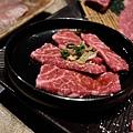 台中-老乾杯-澳洲和牛燒肉 (5)