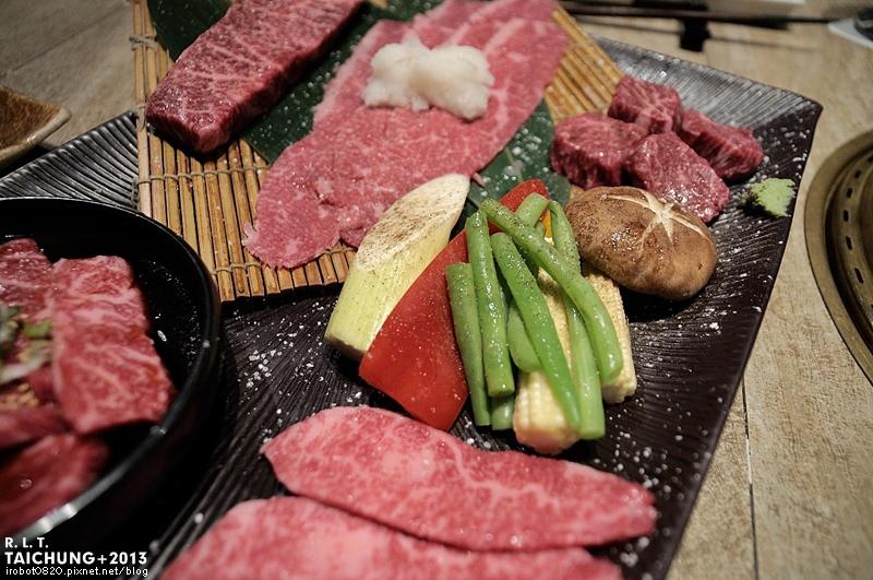 台中-老乾杯-澳洲和牛燒肉 (9)