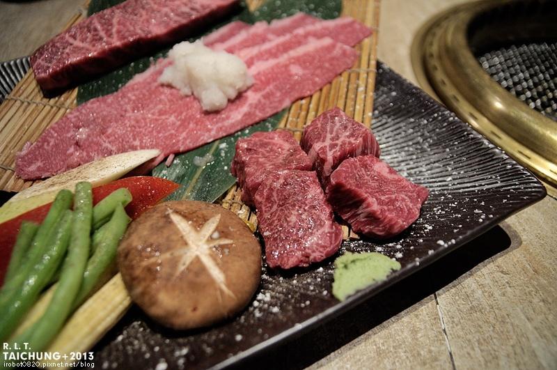台中-老乾杯-澳洲和牛燒肉 (10)