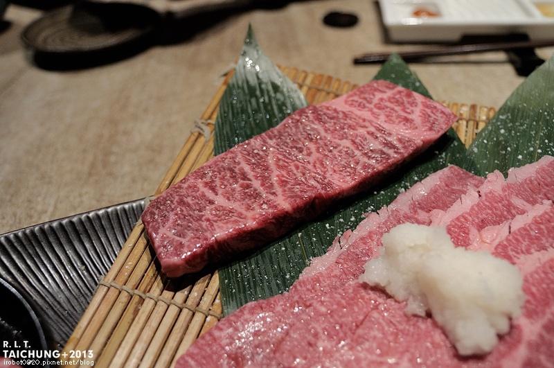 台中-老乾杯-澳洲和牛燒肉 (12)