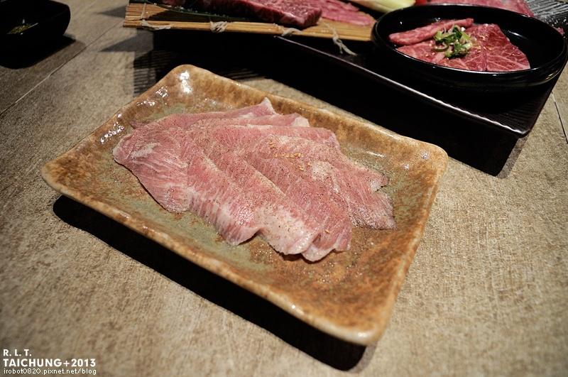 台中-老乾杯-澳洲和牛燒肉 (14)
