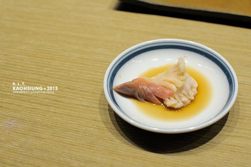 高雄-鮨二七-漢神百貨巷子 (7)