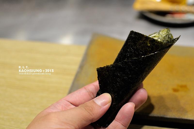 高雄-鮨二七-漢神百貨巷子 (30)