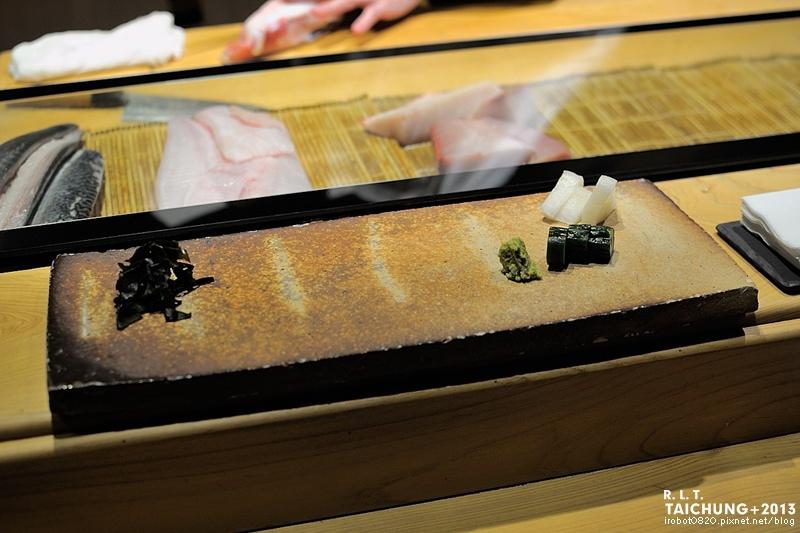 台中--響壽司-HIBIKI-情人節