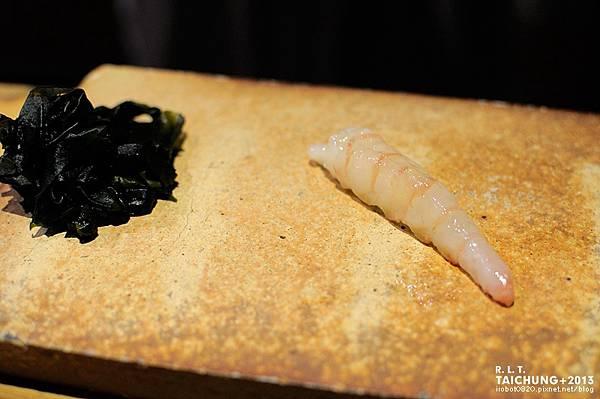台中-響壽司 HIBIKI (8)