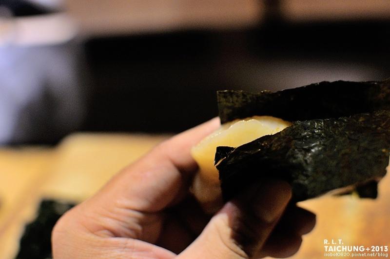 台中-響壽司 HIBIKI (13)