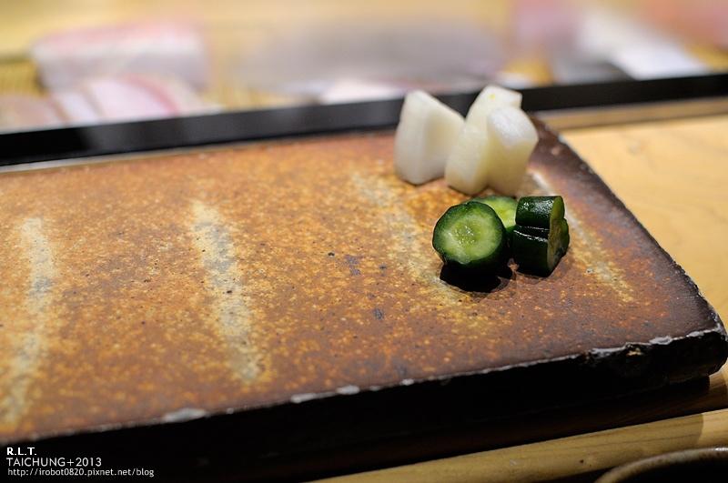 台中-響壽司HIBIKI (3)
