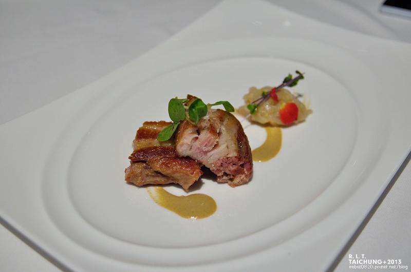台中-法月-法式料理-巴黎套餐 (23)