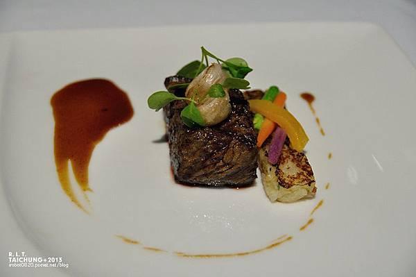 台中-法月-法式料理-巴黎套餐 (28)