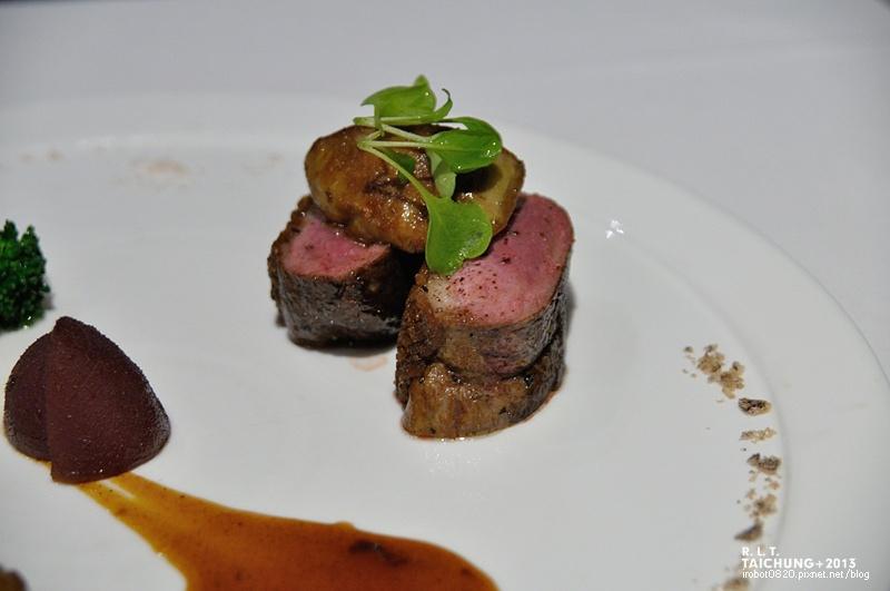 台中-法月-法式料理-巴黎套餐 (34)