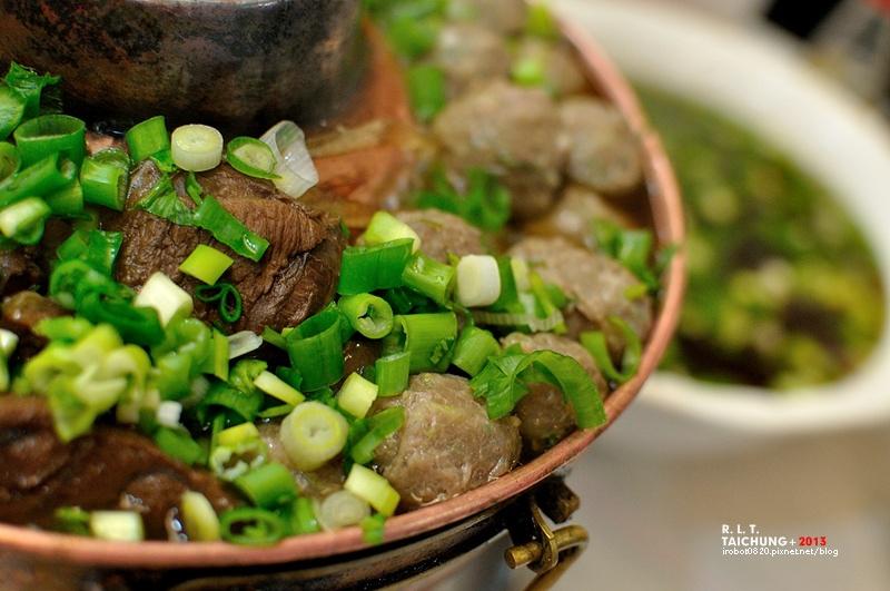 台中-恩德元-牛肉丸子鍋 (10)