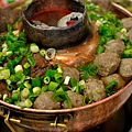 台中-恩德元-牛肉丸子鍋 (11)
