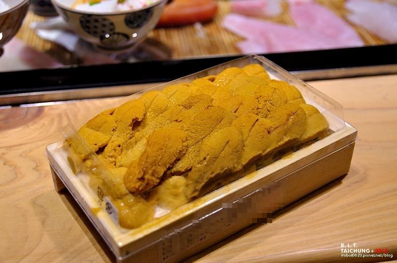台中-響壽司 hibiki-紫海膽 (56)