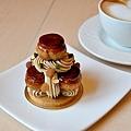 台中-貝爵妮甜點-精誠五街-舒芙蕾 (8)