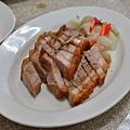 台中-東興路-燒鵝之家-最好吃的燒鵝-脆皮豬-金莎黃金豆腐-鵝油飯 (7)