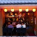 台北-名古屋台所-漢堡肉-炸雞翅-炸漢堡排-焗烤起士蕃茄-味增豬排丼-味增黑輪-沙瓦.JPG