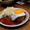 台北-名古屋台所-漢堡肉-炸雞翅-炸漢堡排-焗烤起士蕃茄-味增豬排丼-味增黑輪-沙瓦 (18).JPG
