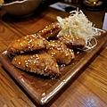 台北-名古屋台所-漢堡肉-炸雞翅-炸漢堡排-焗烤起士蕃茄-味增豬排丼-味增黑輪-沙瓦 (21).JPG