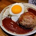 台北-名古屋台所-漢堡肉-炸雞翅-炸漢堡排-焗烤起士蕃茄-味增豬排丼-味增黑輪-沙瓦 (24).JPG