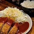 台北-名古屋台所-漢堡肉-炸雞翅-炸漢堡排-焗烤起士蕃茄-味增豬排丼-味增黑輪-沙瓦 (34).JPG