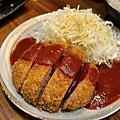 台北-名古屋台所-漢堡肉-炸雞翅-炸漢堡排-焗烤起士蕃茄-味增豬排丼-味增黑輪-沙瓦 (36).JPG