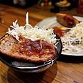 台北-名古屋台所-漢堡肉-炸雞翅-炸漢堡排-焗烤起士蕃茄-味增豬排丼-味增黑輪-沙瓦 (39).JPG