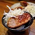 台北-名古屋台所-漢堡肉-炸雞翅-炸漢堡排-焗烤起士蕃茄-味增豬排丼-味增黑輪-沙瓦 (40).JPG