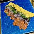 老乾杯-澳洲和牛燒肉-15食材沙拉-鮭魚-台中 (4).JPG