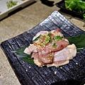 老乾杯-澳洲和牛燒肉-15食材沙拉-鮭魚-台中 (7).JPG