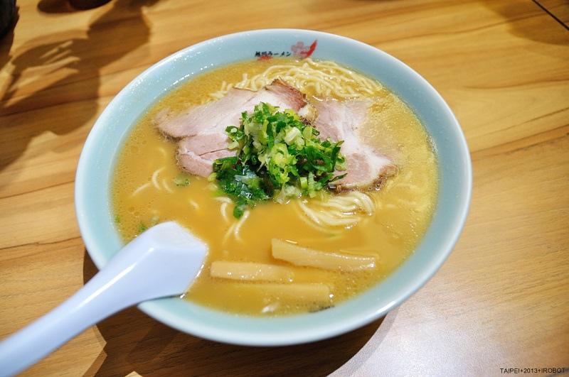台北-梅花軒101店-北海道拉麵 (9).JPG