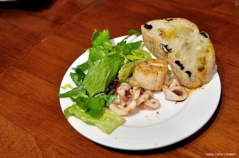 台北-大嗑西式餐館Ducky Restaurant (7).JPG