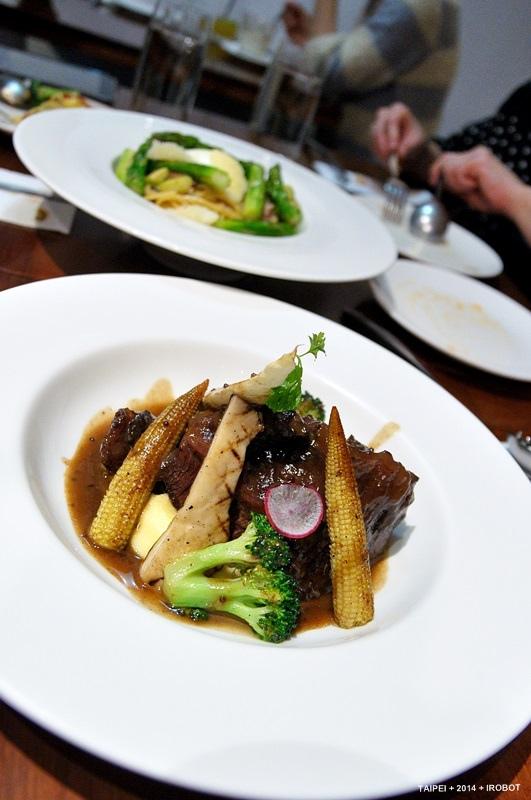 台北-大嗑西式餐館Ducky Restaurant (18).JPG