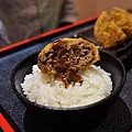 JOH Dining Kitchen-台北-忠孝復興-頂好商圈-大安路-炸和牛肉餅-日本米-烤雞肉串-青唐味增-漢堡排 (15).JPG