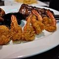高雄-FRIDAY美式餐廳-星期五-起司漢堡-豬肋排 (9).JPG
