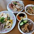高雄-小暫渡-米糕-紅燒肉-三色蛋-豬舌-米腸-熟肉 (1).JPG