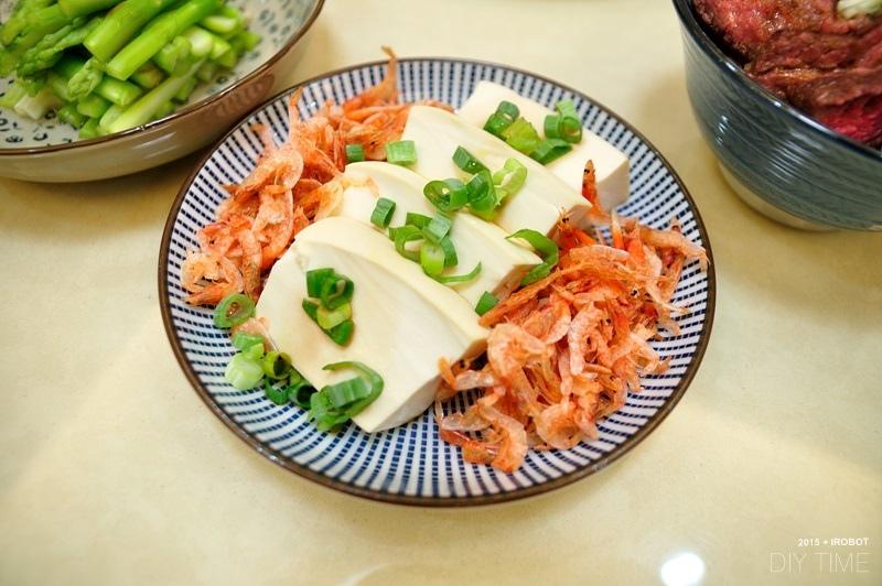 牛排丼+親子丼+蘿蔔煮 (2).JPG